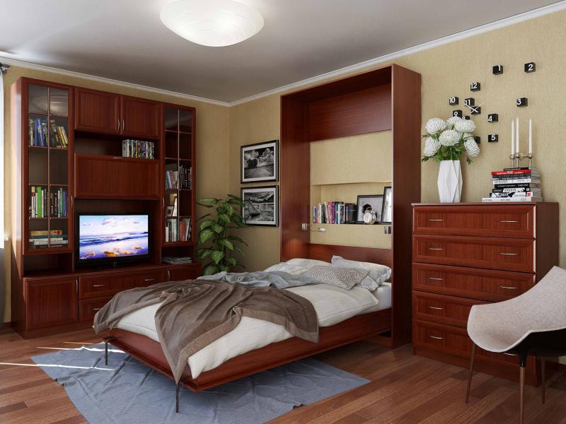 Подъемные кровати фото